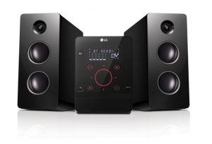 LG CM2760 Micro set 160W Preto aparelhagem de som