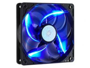 COOLER MASTER - Sickle Flow 120mm Blue LED Fan, 2000rpm, 69,69 CFM, Long-Life Sleeve, 50.000H - R4-L2R-20AC-GP