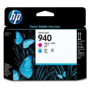 HP - 940 Magenta and Cyan Officejet Printhead