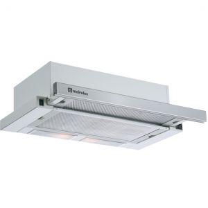 Meireles MET 161 X Montado na parede Inox 350m³/h E exaustor para cozinha