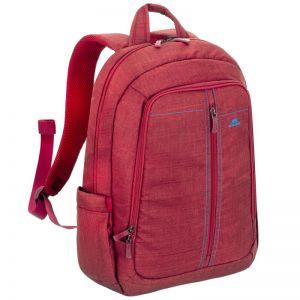RIVA CASE - MOCHILA CANVAS RED 15.6P - 7560