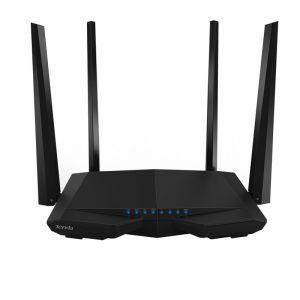TENDA - Router REPETIDOR WIFI AC1200 DOBLE BANDA 1200MBPS 11AC 802.11G/N/B/A (AC6)