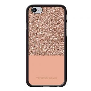TRUSSARDI - Double Case iPhone 7 (pink)