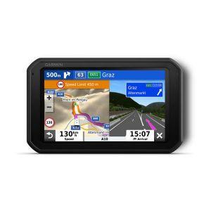 Garmin - NAVEGADOR GPS CAMPER 786 c/ CAMARA 7