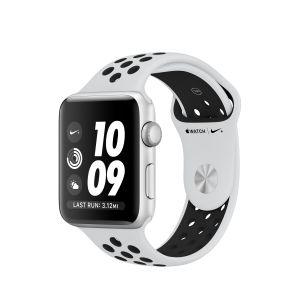 Apple Watch Nike+ OLED 32.3g Prateado relógio inteligente