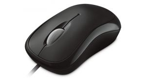 MICROSOFT - BSC OPTCL MOUSE FOR BSNSS PS2 / USB EMEA HDWR FOR BSNSS BLACK