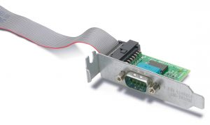 HP PA716A Interno Serial placa/adaptador de interface