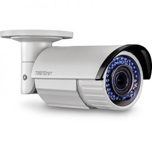 TRENDNET - OUTDOOR POE 2MP VARIFOCAL ACCS DAY/NIGHT DOME NETWORK CAMERA