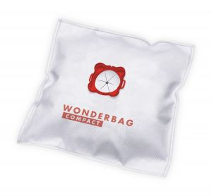 ROWENTA - Conjunto de 5 Wonderbags Compact - Sacos Univ. Anti-bact.