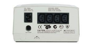 APC - Line-R 1200VA Automatic Voltage Regulator