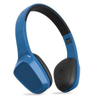 ENERGY SYSTEM - Energy Headphones 1 - Auscultadores supra-aurais com microfonoe - no ouvido - sem fios - bluetooth - azul