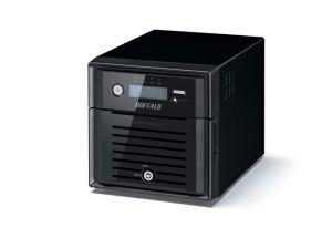 BUFFALO - TeraStation 4200D - Servidor NAS - 2 baias - SATA 3Gb/s - HDD - RAID (expansão de disco rígido) 0, 1, JBOD - RAM 2 GB  - TS4200D-EU