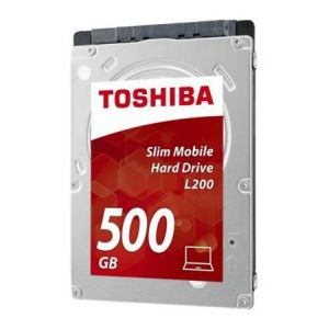 TOSHIBA - Disco Interno Toshiba 2.5P 500GB L200 (7mm) Bulk