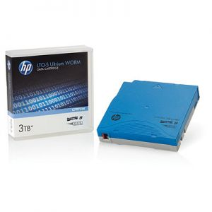 HP - Ultrium WORM Custom Labeled Data Cartridge