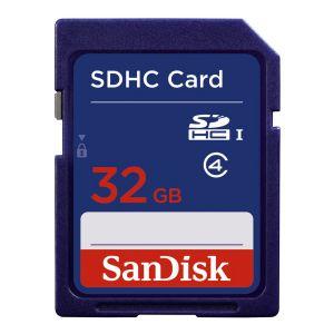 SANDISK - SDHC 32GB Card RTL EU
