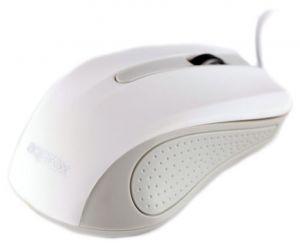 APPROX - APPOMLITEWV2 Rato óptico com cabo USB branco