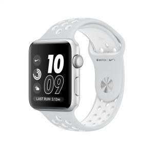 Apple Watch Nike+ OLED 34.2g Prateado relógio inteligente