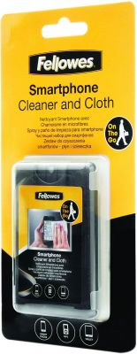 FELLOWES - KIT LIMPEZA P /  SMARTPHONE:TABLET:LCD.