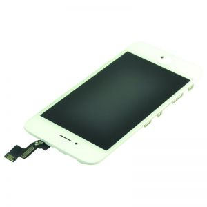 2-POWER - IPHONE 5S SCREEN ASSY 4.0 (WHITE)