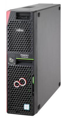 Fujitsu PRIMERGY TX1320 M3 3GHz E3-1220V6 Torre servidor