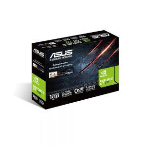 ASUS - VGA GT 710 1GB DDR5 1HDMI/1DVI/1 D-SUB 710-1GD5-SL-BRK