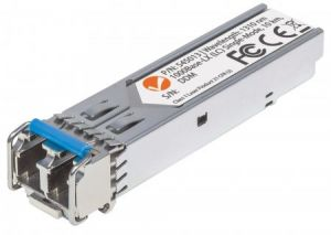 INTELLINET - GIGABIT FIBER SFP OPTICAL CPNT TRANSCEIVER MODULE 1000BASE-LX
