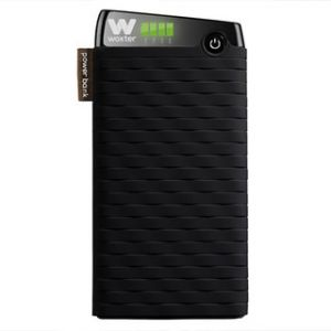 WOXTER - 10500 SR LITIO 10500MAH Preto Bateria EXTERNA - PE26-130