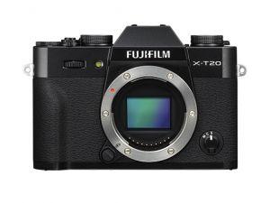 FUJIFILM - CAMARA X-T20 BLACK