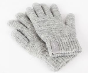 MOSHI - LUVAS DIGITS (LIGHT GREY: SIZE S / M)