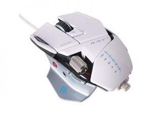 MAD CATZ - Rato WHITE PC MCZ R.A.T.5