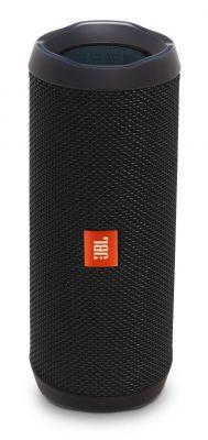 JBL - Flip 4 Portable Bluetooth Speaker - Black