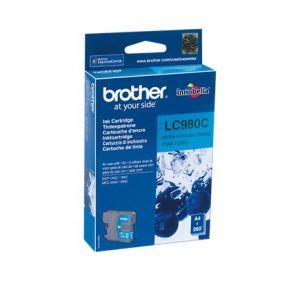 BROTHER - TINTEIRO 980 AZUL
