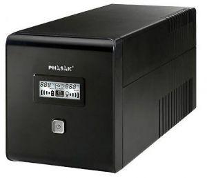 PHASAK - UPS 1000VA LCD USB+RJ - PH 9410