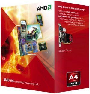 AMD - A4-5300 Dual-Core FM2 3.4GHz 1MB 65W