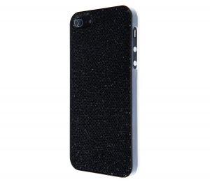 VCUBED3 - Glitter iPhone 5 / 5S (black)