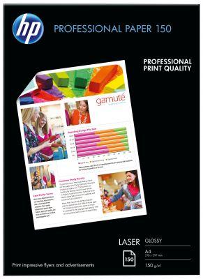 HP - Paper / Pro Laser Gloss A4 150sh 150gsm