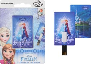 MAIKII - USB Card Frozen Family Forever 8GB