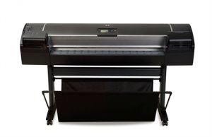 HP - Designjet Z5200PS 44 in Printer