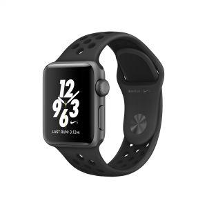 Apple Watch Nike+ OLED 28.2g Cinzento relógio inteligente