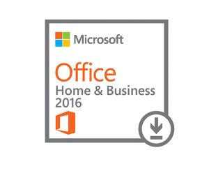 MICROSOFT - Office Home and Business 2016