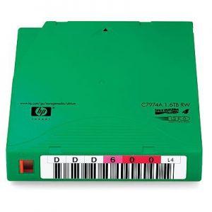 HP - Ultrium Non Custom Labeled Data Cartridge