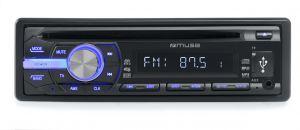 MUSE - MUSE - AUTORRADIO CD MP3 USB & TF CARD READER 4*40W (M-1009 MR