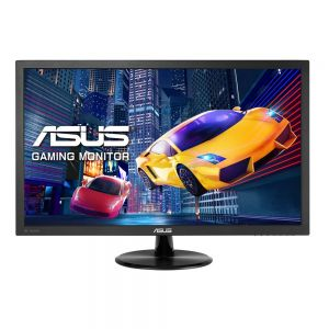 ASUS - VP278QG - Gaming Monitor 27P FHD (1920x1080), 1ms, up to 75Hz, DP, HDMI, D-Sub, FreeSync, Low Blue Light, Flicker Free, TUV certified