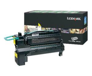 LEXMARK - LEXMARK TONER AMARELO XS796 C/ RETORNO 20K