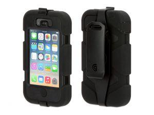 GRIFFIN - ARMORED SURVIVOR IPHONE 4 (BLACK)