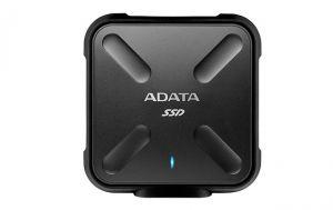 ADATA - External SSD SD700 512GB Preto Color Box