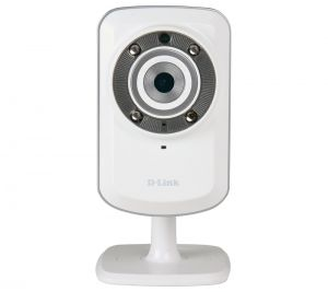 D-LINK - DCS 932L MYDLINK-ENABLED WIRELESS N IR HOME NETWORK CAMERA
