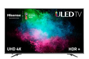 HISENSE - H75N6800 75P 4K ULTRA HD SMART TV WIFI Preto, LED TV