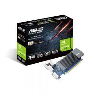 ASUS - VGA GT 710 2GB DDR5 1HDMI/1DVI 710-2-SL