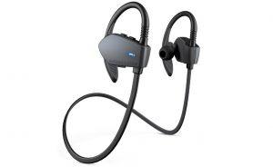 ENERGY SYSTEM - Energy Sport 1 - Auscultadores intra-aurais com microfonoe - intra-auricular - montagem sobre a orelha - sem fios - bluetooth - grafite
